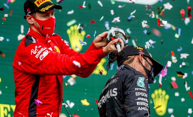 Dopo il titolo di Hamilton: la classifica piloti e costruttori