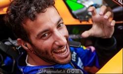 Dopo la notte c'è un sorriso grande, ed è quello di Daniel Ricciardo