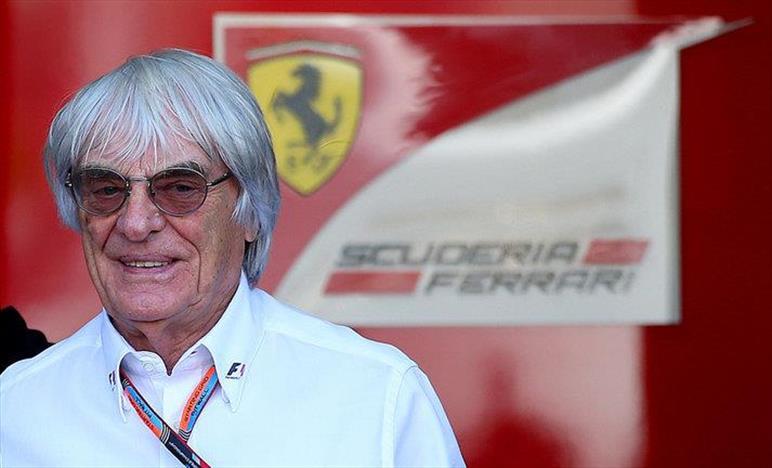 Ecclestone, Formula 1 on può vivere senza Ferrari