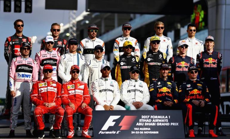 F1, il 2018 è gia qui