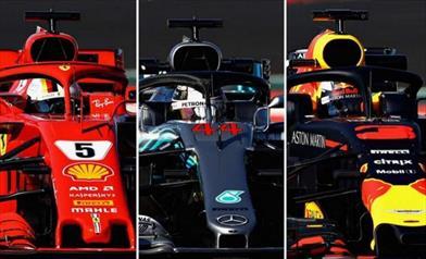 F1, la grigia di partenza del 2018