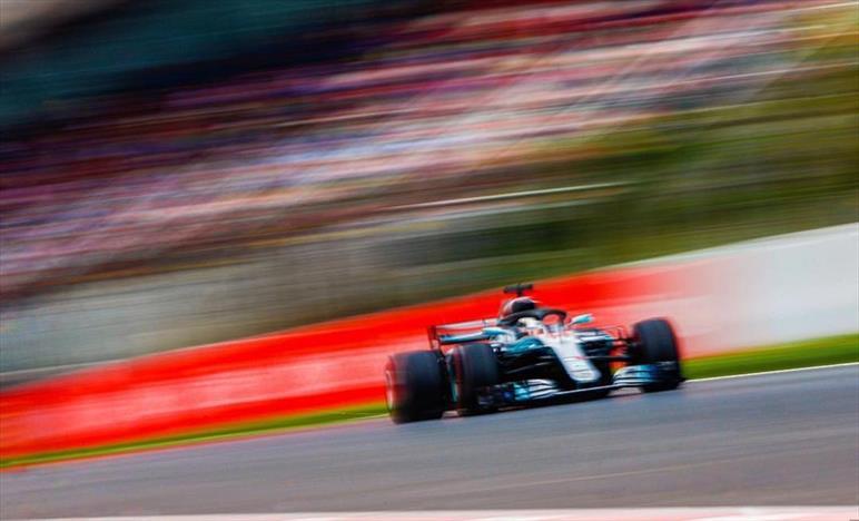 F1, la (s)gomma(ta) Mercedes