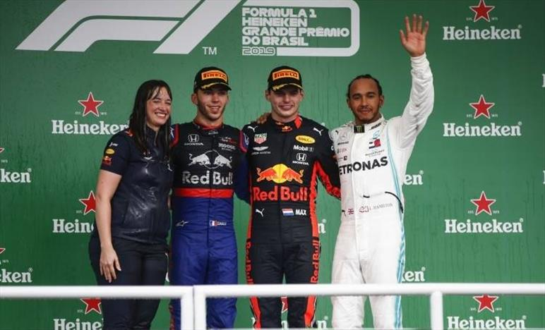 F1, le pagelle del Gran Premio del Brasile