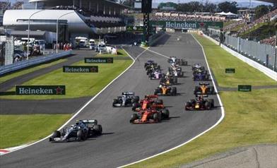 F1, le pagelle del Gran Premio del Giappone