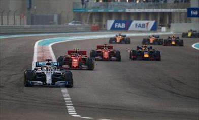 F1, le pagelle del Gran Premio di Abu Dhabi