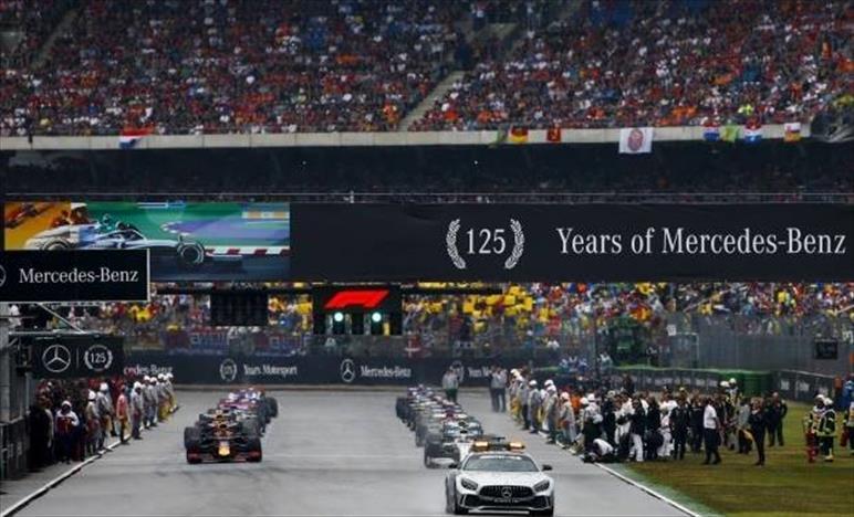 F1, le pagelle del Gran Premio di Germania