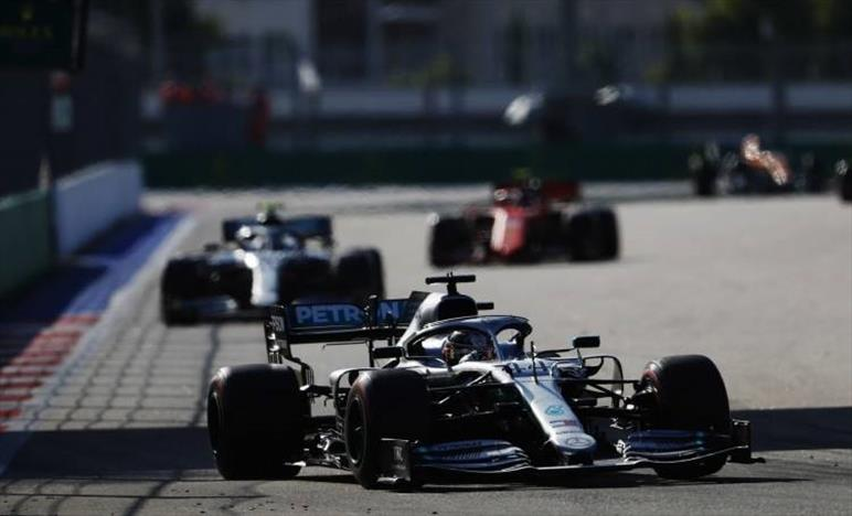 F1, le pagelle del Gran Premio di Russia