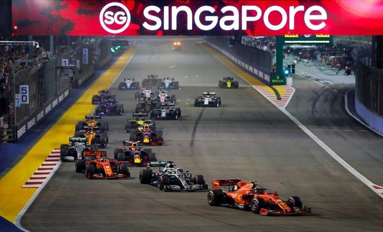 F1, le pagelle del Gran Premio di Singapore