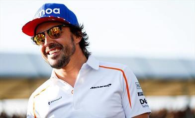 FERNANDO ALONSO: La McLaren è sorprendentemente buona in alcune aree...
