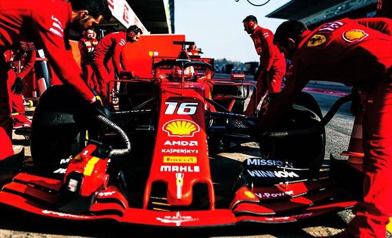 Ferrari a tutta forza, vincere o perdere ma con il cuore...