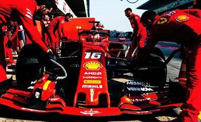 Ferrari a tutta forza, vincere o perdere ma con il cuore... - Ferrari a tutta forza, vincere o perdere ma con il cuore...