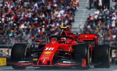 Ferrari al top nelle seconde libere Canadesi, ma Vettel e Leclerc non si illudono... - Ferrari al top nelle seconde libere Canadesi, ma Vettel e Leclerc non si illudono...