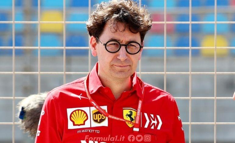 Ferrari, Binotto a tutto campo: da Monza al 2022... L'intervista