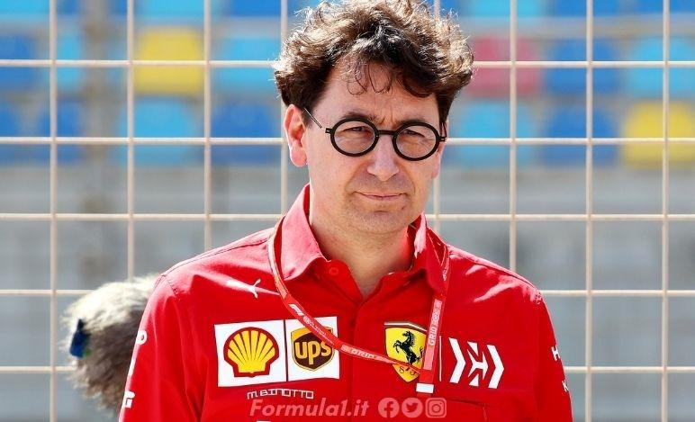 Ferrari, Binotto svela quando potrebbe essere pronto per l'uso il nuovo simulatore