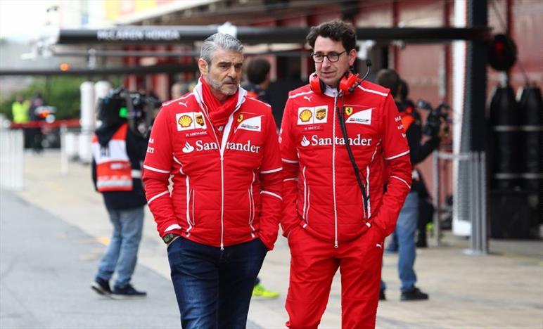 Ferrari, fuori Arrivabene, dentro Binotto. Il CEO Camilleri a rischio