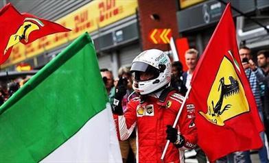 Ferrari, la vittoria di chi non molla MAI