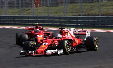 FERRARI SF70H: la miglior vettura su circuiti da altissimo carico, mentre Mercedes ...