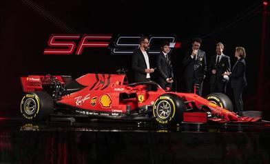 FERRARI SF90: tutti i numeri della nuova vettura di Maranello