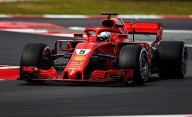 Ferrari, super tempo ma gli altri si nascondono