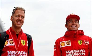 Ferrari tra pressione e obiettivi...