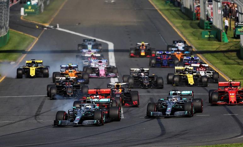Formula Uno 2019 Come Vederla In Diretta 2019 Formula1 It