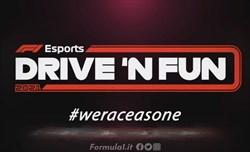 Formula1.it e F1 Esport Drive 'n Fun insieme per nuove emozioni