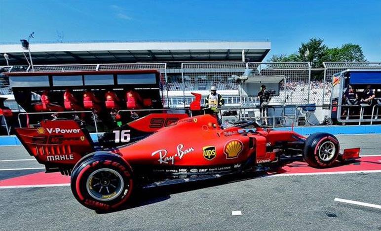 Germania: Ferrari al vertice nelle sessioni calde del venerdì, ma...