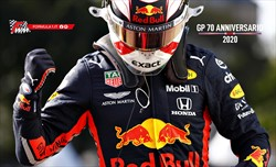 Gp 70 Anniversario: finalmente Max Verstappen, splendida vittoria Red Bull - Gp 70 Anniversario: finalmente Max Verstappen, splendida vittoria Red Bull