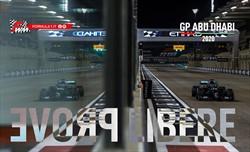 GP Abu Dhabi, prove libere: Mercedes davanti ma Verstappen non molla
