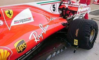 Gp Abu Dhabi: radicale cambiamento sul diffusore della Ferrari SF70H