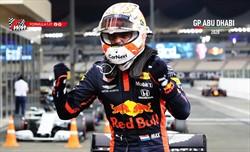 GP Abu Dhabi: Verstappen autoritario domina sulle Mercedes