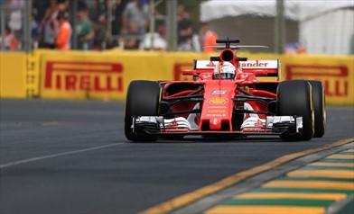 GP AUSTRALIA: Ferrari con piccole modifiche al fondo e cofano motore maggiorato