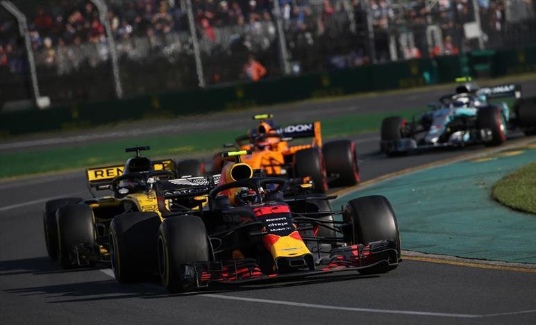 GP AUSTRALIA - REDBULL RB14: il passo c'era per stare insieme a Mercedes e soprattutto Ferrari