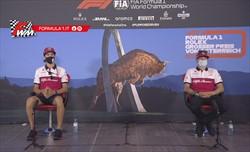 Gp Austria 2020: In diretta la conferenza stampa del giovedì
