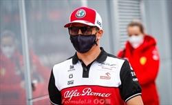 Gp Austria - Alfa Romeo - Programma rispettato, bisogna trovare ritmo per la gara - Gp Austria - Alfa Romeo - Programma rispettato, bisogna trovare ritmo per la gara - Kimi Raikkonen