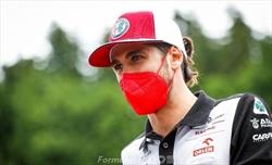 Gp Austria - Alfa Romeo - Programma rispettato, bisogna trovare ritmo per la gara - Gp Austria - Alfa Romeo - Programma rispettato, bisogna trovare ritmo per la gara - Antonio Giovinazzi
