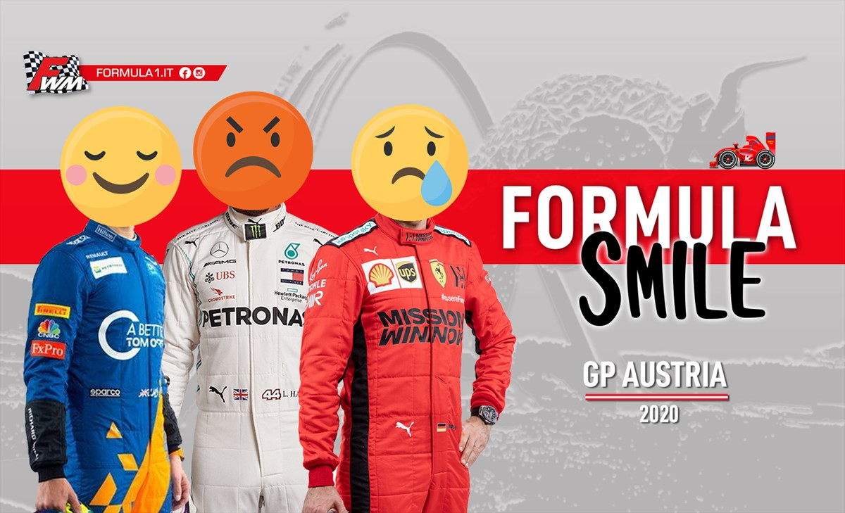 Gp Austria: Formula Smile ... episodio 1