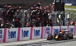 Gp Austria - Gara - Facile vittoria di Verstappen - Gp Austria - Gara - Facile vittoria di Verstappen