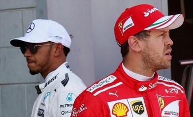 Gp Austria: Hamilton perderà 5 posti in griglia