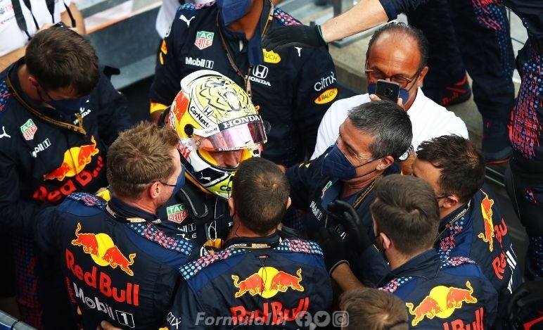 Gp Austria - le pagelle - Red Bull