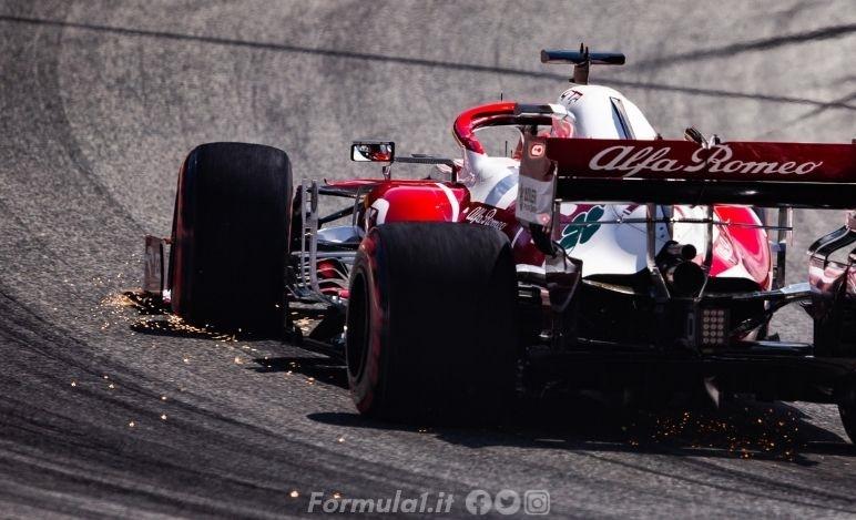 Gp Austria - le pagelle - Alfa Romeo