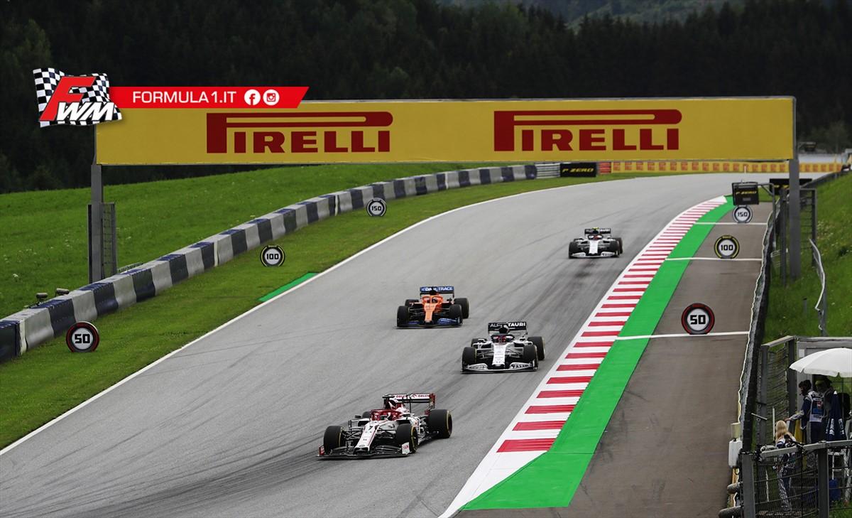 Gp Austria, prove libere: dominio Mercedes tra Das e polemiche