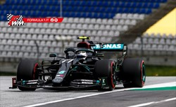 Gp Austria, qualifiche: Bottas pole da record, Hamilton secondo, disastro Ferrari