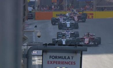Gp Azerbaijan - Vince Ricciardo