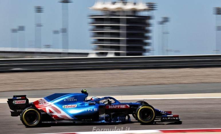 Gp Bahrain - Alonso per superare Schumacher, Ocon per continuare la striscia