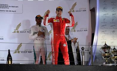 GP BAHRAIN - ANALISI GARA: Vettel ha salvato carburante per resistere all'attacco di Bottas - GP BAHRAIN - ANALISI GARA: Vettel ha salvato carburante per resistere all'attacco di Bottas