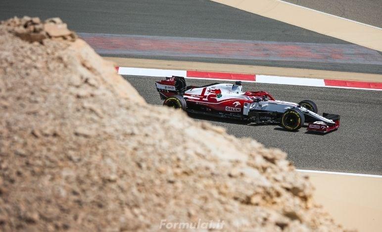 Gp Bahrain - Anteprima Alfa Romeo
