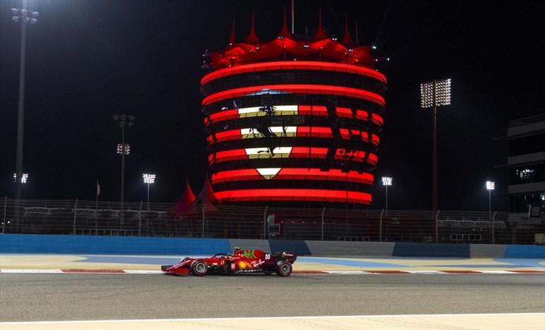 Gp Bahrain - Libere - Ferrari in linea con le aspettative