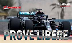 GP Bahrain, prove libere: Hamilton è una freccia nel deserto