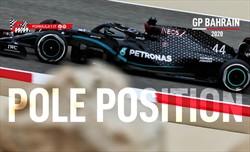 GP Bahrain, qualifiche: Hamilton domina sotto i riflettori del deserto